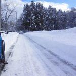 歩道除雪広ーい0117